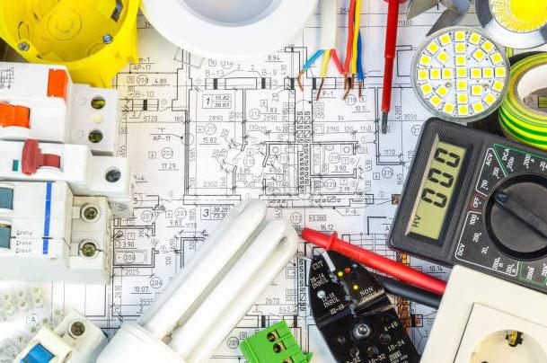 Antalya elektrik iç tesisat projesi yangın ses priz aydınlatma projeleri antalya proje firması